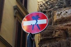 Little-Worker 3rd. Around Piazza del Signoria