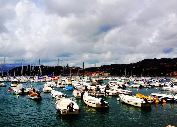 At seaside of Lerici