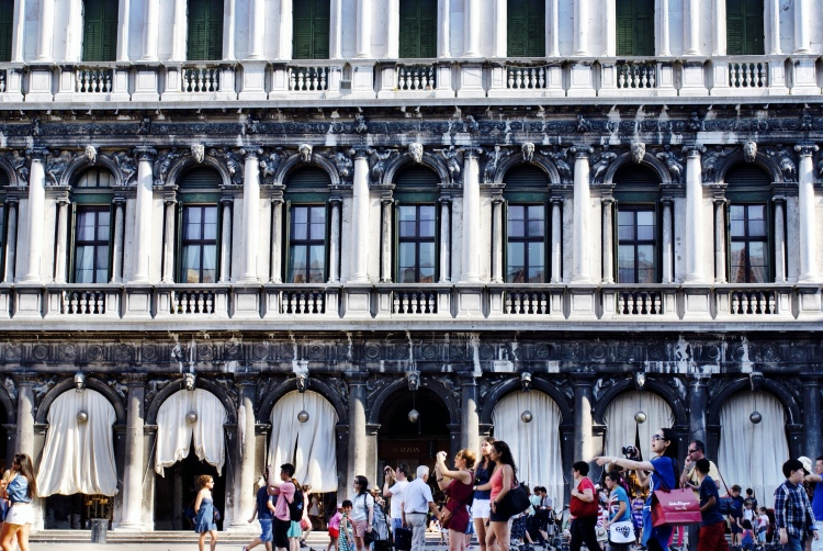 In Plaza San Marco