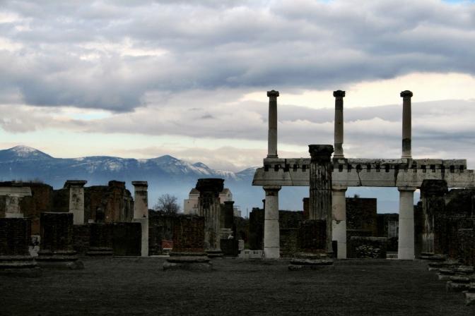 City of Pompei