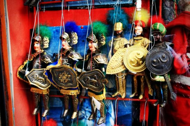 The Opera dei Pupi (Opera of the Puppets)