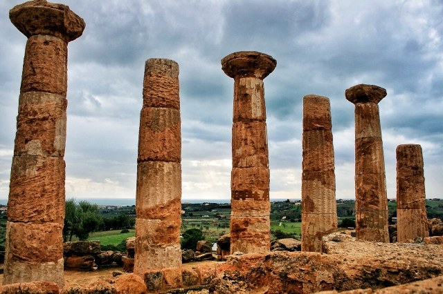 Temple of Hercules Agrigento