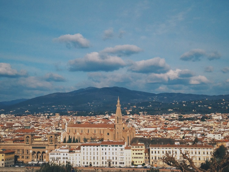 can't help drowning in the beauty of Firenze