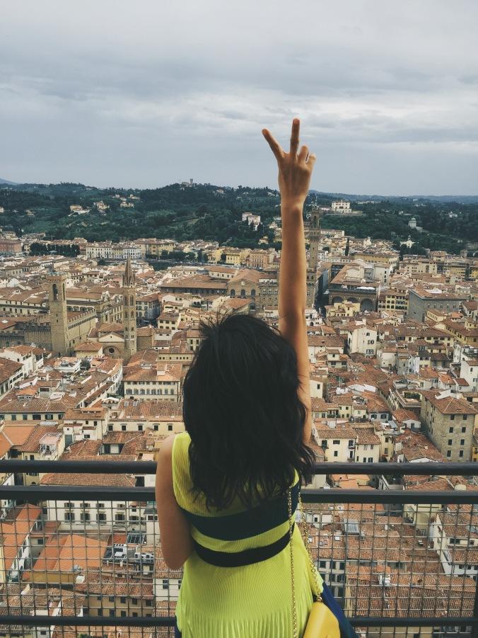 Firenze, I am here!