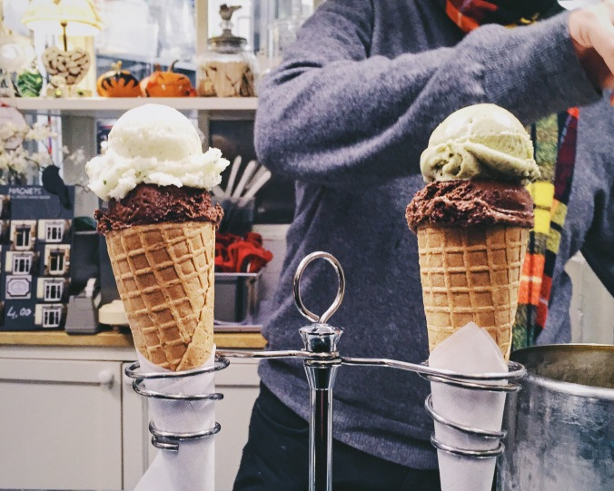 florence borgo gelateria della passera