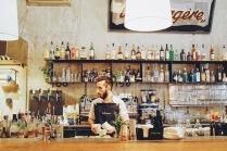 bar at la menagere