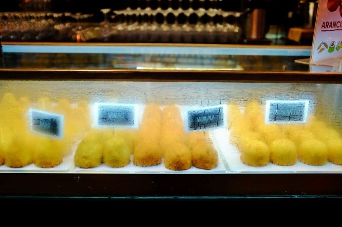 Il Mercato Centrale street food arancino 1