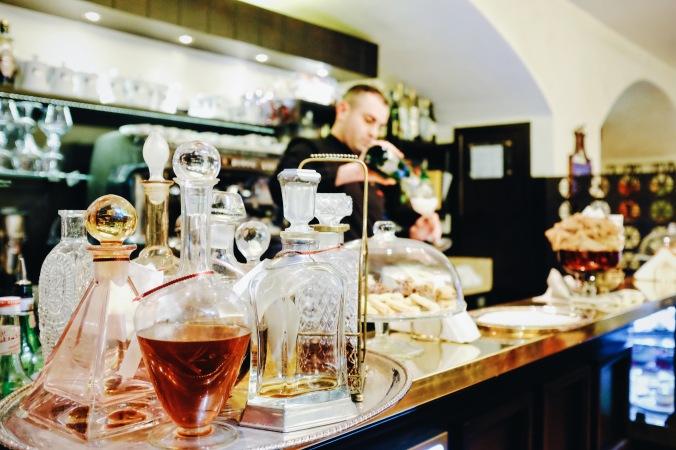 cafe Florian brunch
