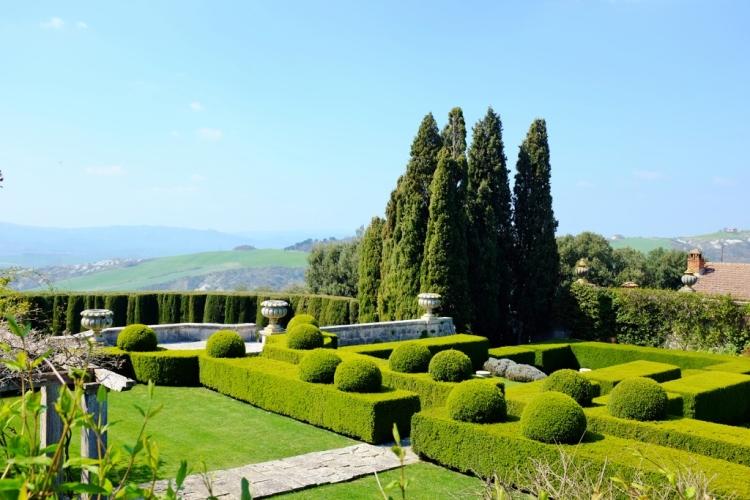 La Foce Garden 4