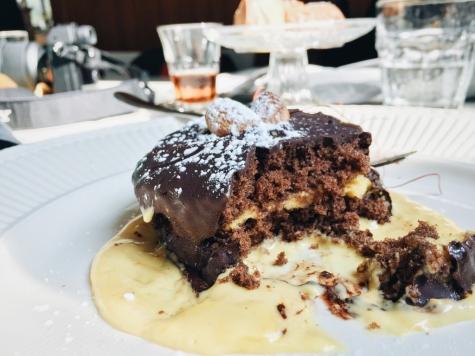 Dopolavoro Restaurant dessert