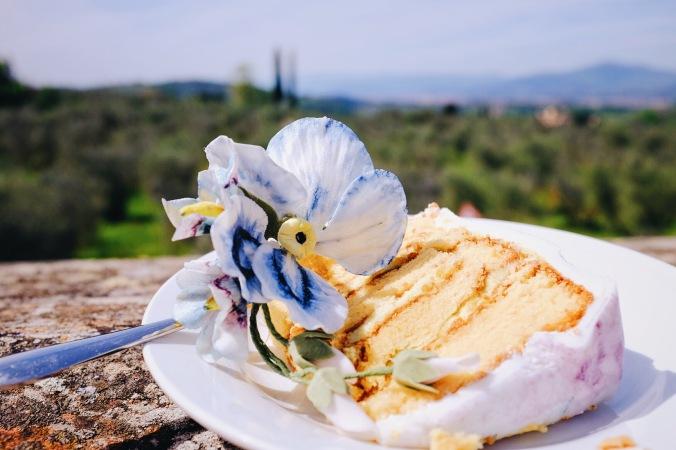 Wedding Cake Artisan: Tuscan Wedding Cakes
