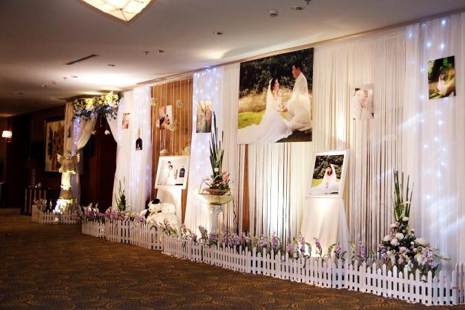 Chinese Wedding Venue Decor