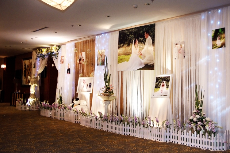 Chinese Wedding Venue Decor