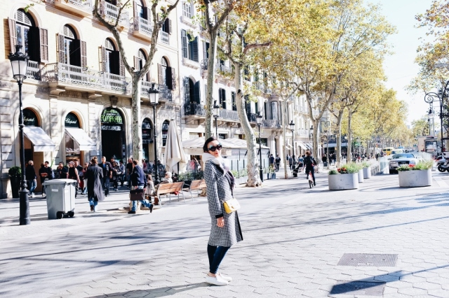 Weekend in Barcelona, Spain