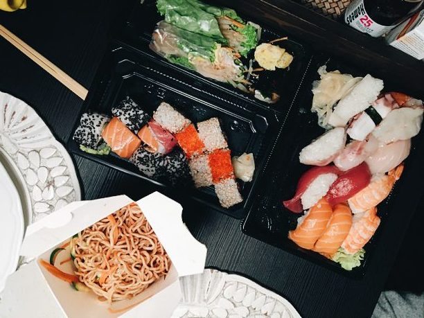 Zushi Florence home delivery service