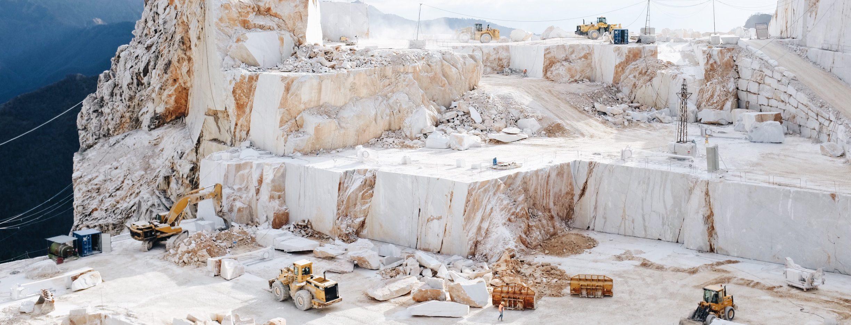 Visit Marble Quarry in Carrara, Homeland of Michelangelo's