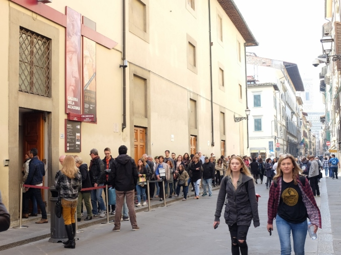 day tour in Florence